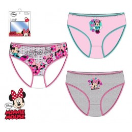 TH3003 DISNEY PACK-3 BRAGUITAS NIÑA MINNIE
