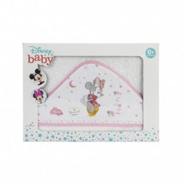 Blanco Rosa MN004 DISNEY CAPA DE BAÑO COUNTING SHEEP MINNIE Foto