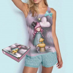"50957 SANTORO ""Gorjuss"" PIJAMA SRA TIRANT ""Tween the Dream"""