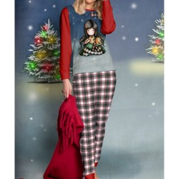 "54443 SANTORO PIJAMA SRA ""My Christmas Friend"""