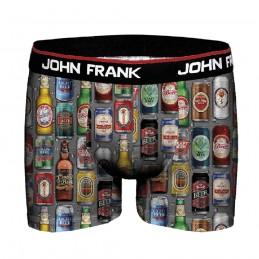 JFBD313 JOHN FRANK BOXER CRO ESTAMPADO DIGITAL Multicolor Foto
