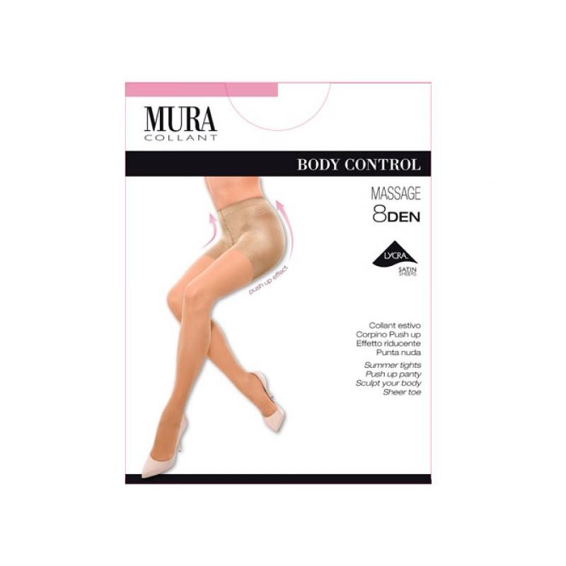 308 MURA 3-M/4-L PANTY BODY CONTROL 8 DEN Foto 5428