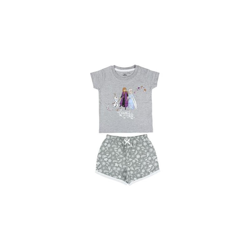"Gris 5230 FROZEN PIJAMA INF NIÑA M/C ""Change is in the Air"" Foto 7432"