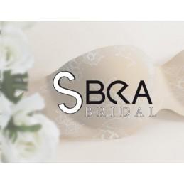SBRA STRAPLESS BRA BRIDAL SUJETADOR ADHESIVO PUSH-UP Foto 8102