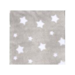 """21314 BABY HAPPY CUNA JUEGO SABANA VELVET """"Estrellas/Lunas"""""""