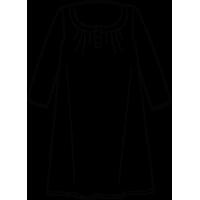 Distribuidores mayoristas de camisones manga larga para mujer