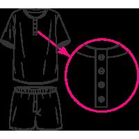 Pijama hombre cuello tapeta » Venta al por mayor en España