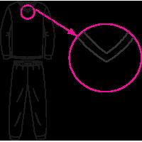 ► Mayorista de pijamas para hombre con cuello pico de Invierno