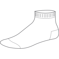 Venta al por mayor calcetines de vestir tobilleros para hombre