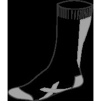 Mayoristas de calcetines de deporte media caña para hombres
