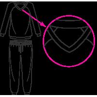 ✅ Mayorista de pijamas para hombre con cuello pico de Invierno